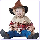 Scarecrow Infant Baby Costume (18-24 months)