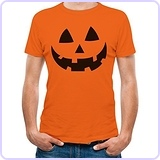 Jack O' Lantern Easy Halloween Costume T-Shirt
