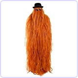 Deluxe Hairy Cousin Wig Costume