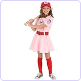 A League of Their Own Dottie Costume, Small