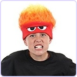 Disney's Inside Out Anger Hat