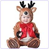 Baby Elk Deer Costume