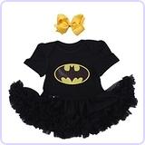 Batgirl Baby Girl Costume