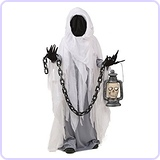 Spooky Ghost Costume Small
