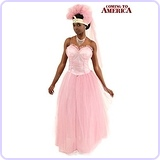 Coming to America Wedding Dress