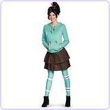 Adult Deluxe Vanellope Von Schweetz Costume