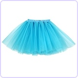 3 Layers Fluffy Tutu