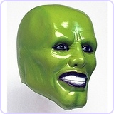 Jim Carrey Latex Mask