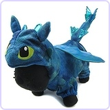 Night Fury Dragon Costume