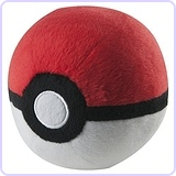 Pokemon Plush Poke Ball