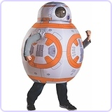 The Force Awakens Deluxe BB-8 Inflatable Costume