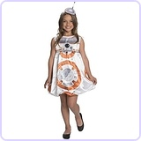 Deluxe BB-8 Child Costume, Small