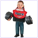 The Monster Machines Blaze Costume