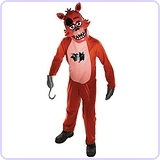 Five Nights at Freddy's Foxy Child's Costume