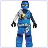 Ninjago LEGO Jay Costume