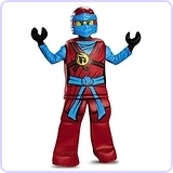 LEGO Ninjago Nya Costume, Medium (7-8)