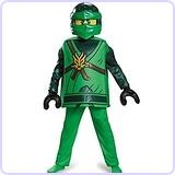 Ninjago LEGO Lloyd Costume
