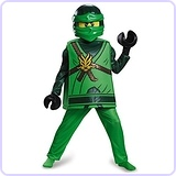 LEGO Ninjago Lloyd Costume, Medium (7-8)