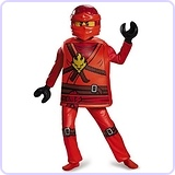 Deluxe Ninjago LEGO Kai Costume