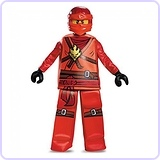 LEGO Ninjago Kai Costume, Medium (7-8)