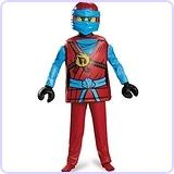 Ninjago LEGO Nya Costume