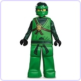 Ninjago LEGO Lloyd Costume, Medium/7-8