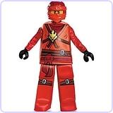 Prestige Ninjago LEGO Kai Costume
