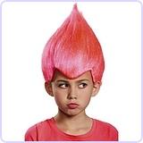 Pink Wacky Child Wig