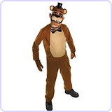 Five Nights at Freddy's Tween Freddy Costume Set