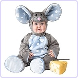 Baby Lil' Mouse Costume