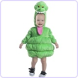 Baby Boys Ghostbusters Slimer Costume