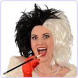 Cruel Lady Costume Wig