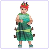 Hungry Little Caterpillar Costume, 18-24 Months