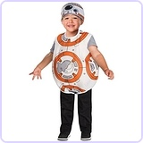 Star Wars The Force Awakens BB-8 Costume for Toddler