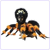 Spider Pup Dog Costume, Medium