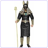 Anubis the Egyptian God Adult Costume
