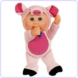 Cabbage Patch Kids: Petunia the Pig Baby Doll