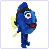 Finding Nemo Dory Mascot Costume