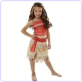Disney Moana Girls Adventure Outfit, Age: 3+