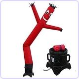 10ft Air Puppet Dancer with blower Complete Set, 10-Feet