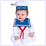 Stay Puft Onesie Baby Costume
