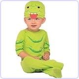 Slimer Onesie Costume, 0-6 months
