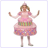 Kids Birthday Cake Costume