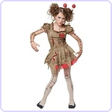 California Costumes Voodoo Dolly Costume