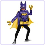 Batgirl LEGO Movie Classic Costume, Small (4-6 Years)