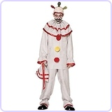 Adult Twisty The Clown Costume - American Horror Story: Freak Show
