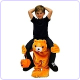 Piggyback Ride On BEAR Costume