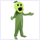 Plants vs Zombies Pea Shooter Kids Costume