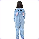 Unisex Pajamas Animal Kids Costume