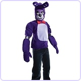 Boys Five Nights At Freddy's Bonnie The Rabbit Costume